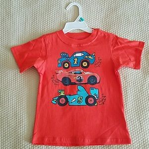 little rebels Shirts & Tops - NWT  Boys Size 3T t-shirt w/ matching button down